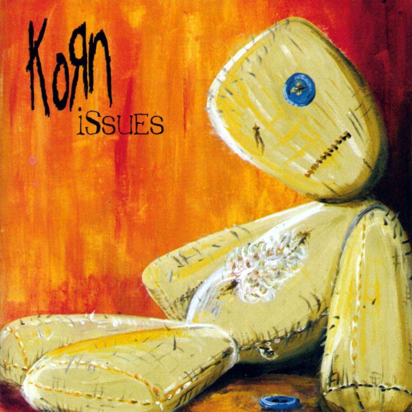 KoRn - Issues [320 kbps]